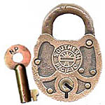 railroadiana locks and keys
