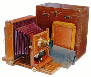 Anthony's Clifton Camera c.1898 - 1906