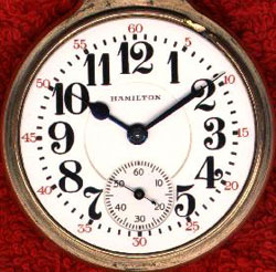 Keeping Time with Waltham, Hamilton, and Illinois Pocket Watches