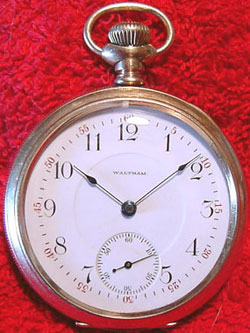 6 size Waltham Model #1888,