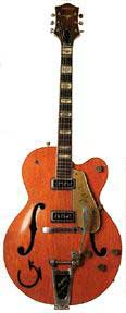 1955 Gretsche Chet Atkins 6120 hollowbody