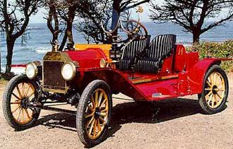 1914 Speedster belonging to Jim & Betty Patterson of Spokane, WA