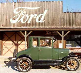 Model T Fords, From Speedsters and Runabouts to Roadsters and Coupes