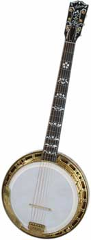 Gibson GB-Bella Voce 6 string guitar banjo 1928