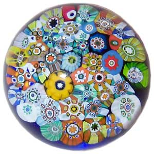 Getting Lost in Strathearn Art Glass Paperweights