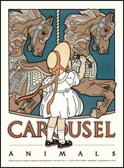 Carousel Animals - 1984