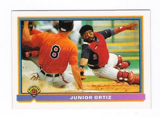 Junior Ortiz card