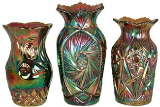 The Iridescent Charms of Carnival Glass