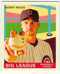 Cubs Big League card