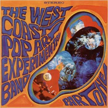 The West Coast Pop Art Experience Band - Part One