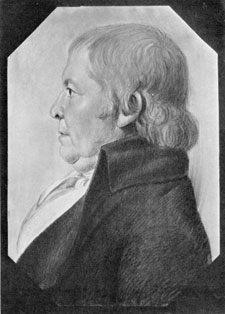 St. Memin Portrait of Revere: This crayon drawing depicts him in his later years. This French artist did not come to the United States until 1795 and returned home in 1814.