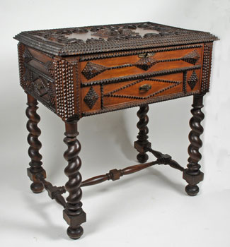 Tramp Vanity Table