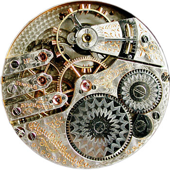 Elgin Watch Co. 246 movement