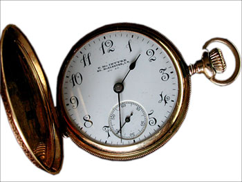 McIntyre Watch Co. Swiss Lady