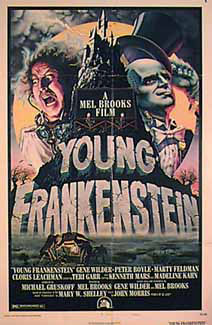 Young Frankenstein - 1974, Poster nationality: U.S.