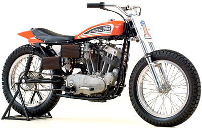 1975 Model XR-750 Dirt Track Racer