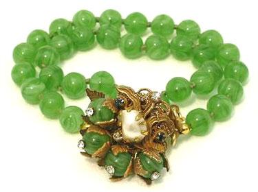 Bracelet 1963 - 1964. Frank Hess design.