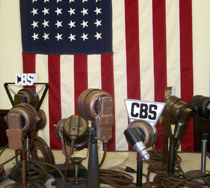 These History for Hire microphones were featured in Martin Scorsese's The Aviator.
