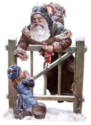 Victorian Christmas ephemera.