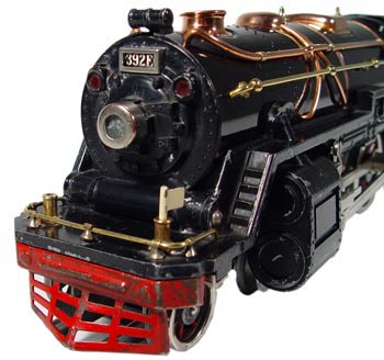 The Lionel 400e was a workhorse locomotive of the prewar era.