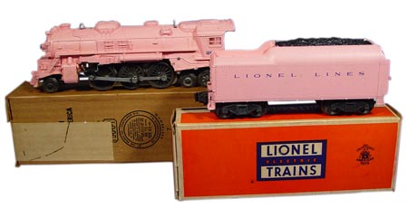 Lionel's 1957 Pink Girls Train set was a commercial disaster, which is precisely what has made it so collectible today.