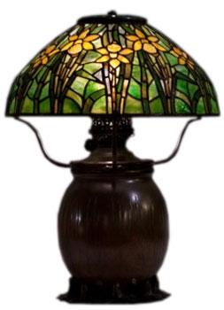 Daffodil Lamp