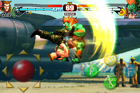 Street Fighter IV is a long way from Pong.