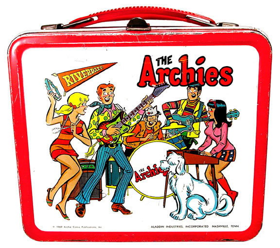 """Archie"" comics had been around since 1939, but when the animated versions of the characters 'recorded' ""Sugar Sugar"" in 1968, the virtual band achieved real fame."