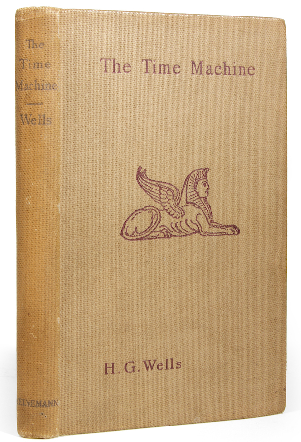 "h. g. wells the time machine. of H.G. Wells#39; ""The Time"
