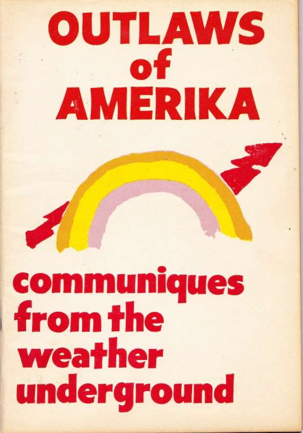 The Weather Underground was a more radical spinoff of the SDS.