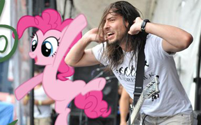 Rocker Andrew W.K. bridges the gap between bronies and '80s nostalgia junkies.
