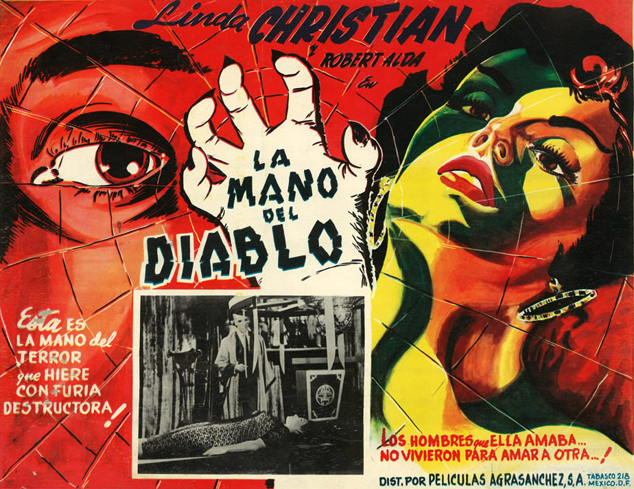 """La Mano Del Diablo,"" or ""The Devil's Hand"" from 1962."