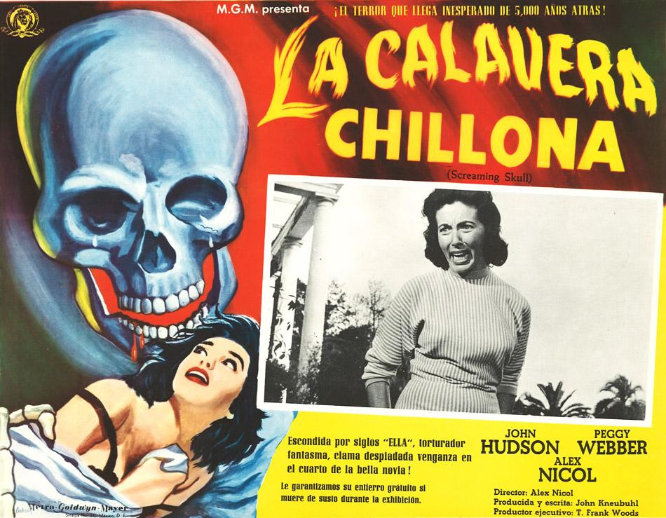 La Calavera Chillona