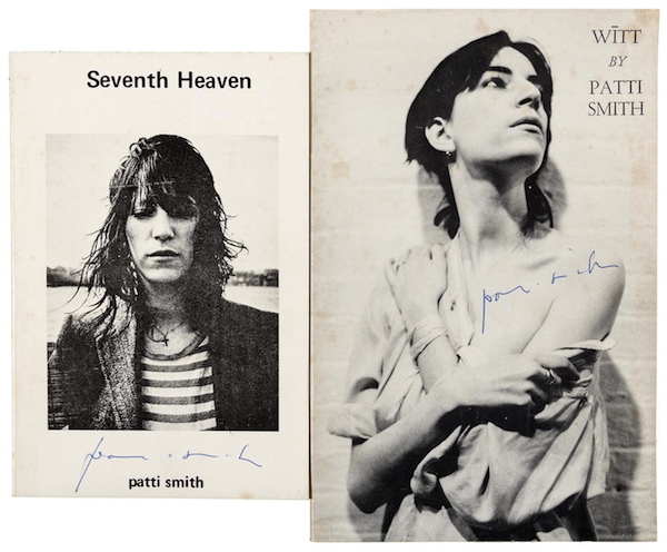 Patti Smith Pair