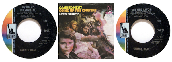 "One of Schools's favorite songs as a kid was ""One Kind Favor"" by Canned Heat. It was actually the B-side of their hit ""Going Up the Country."""