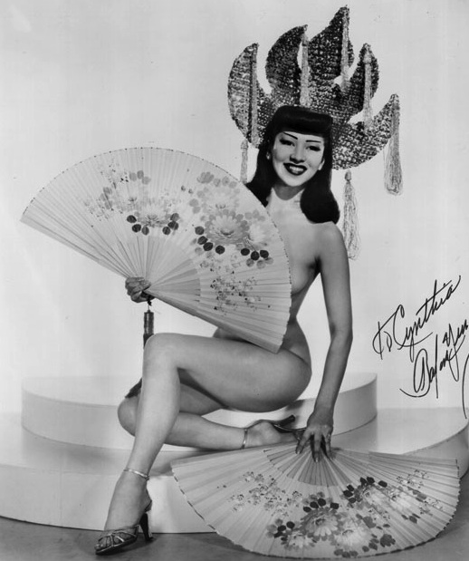 In the late 1940s, burlesque dancer Barbara Yung had one of the most popular acts on the Chinatown nightclub scene.