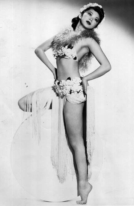 "Ellen Chinn was called the ""Chinese Betty Grable,"" thanks to her long legs."