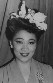 Singer Frances Chun.