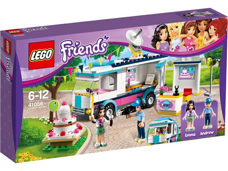 Today, LEGO markets its Friends line explicitly for girls with purple and pink-hued packaging.