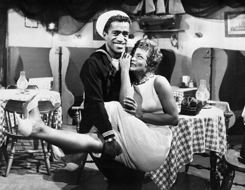 "Sammy Davis, Jr., and Eartha Kitt starred in ""Anna Lucasta"" in 1958—and also provided some of the financial backing for the film."