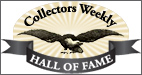Member, Collectors Weekly Hall of Fame: The Best of Antiques and Collecting