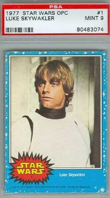 9d74a77b1a3 The Force of Collecting Star Wars Cards