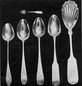 Silver Spoons | Collectors Weekly