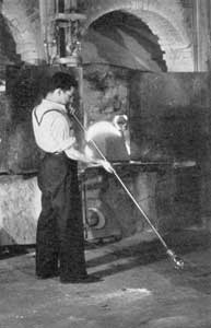 Modern Glass Blowing Still Adheres To Ancient Traditions