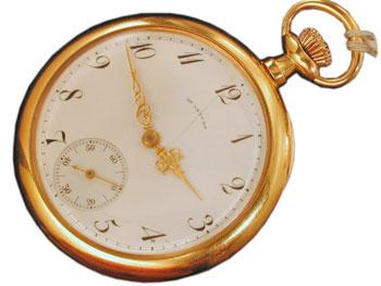 American Antique Pocket Watch