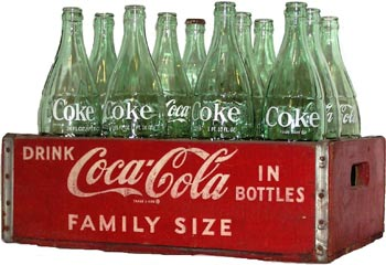 Coca-Cola Author Doug McCoy on the Beverage Company's Bottles