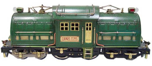 Prewar Lionel Toy Trains From Gondolas