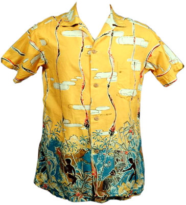 b784acfc Hawaiian Style: The Roots of the Aloha Shirt | Collectors Weekly