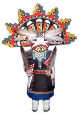 Katsina or Kachina? Barry Walsh on the Spiritual Roots of Native