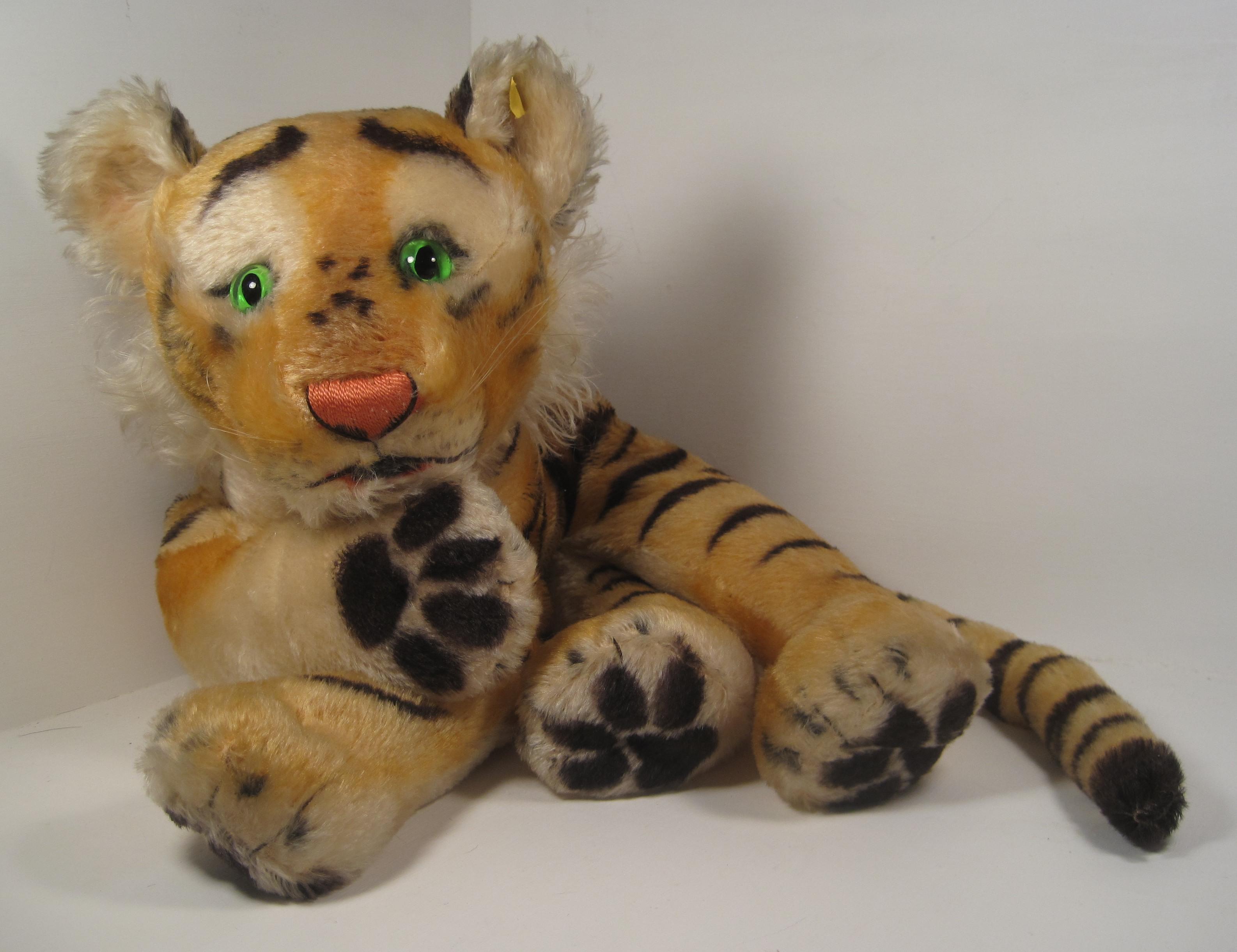 Vintage Steiff Stuffed Animals